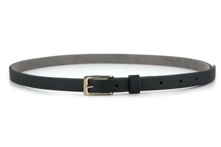 Vegetarian Shoes Skinny Belt