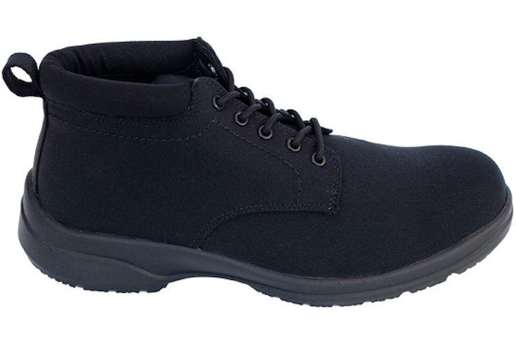 Eco Vegan Shoes Easy walker boot fabric