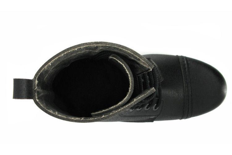 Vegetarian Shoes Vintage Boot Black