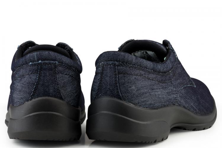 Eco Vegan Shoes Easy walker fabric